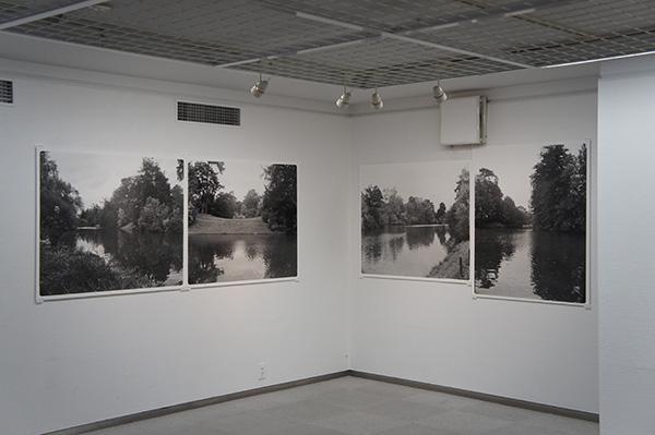 「パリ、ブーローニュの森 Hiro TOBE写真展」が始まりました。_f0171840_1556176.jpg