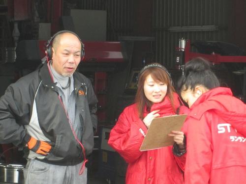 STVラジオ様 いつもありがとうございます!  S・D-76  北海道札幌北広島_a0196542_19541284.jpg