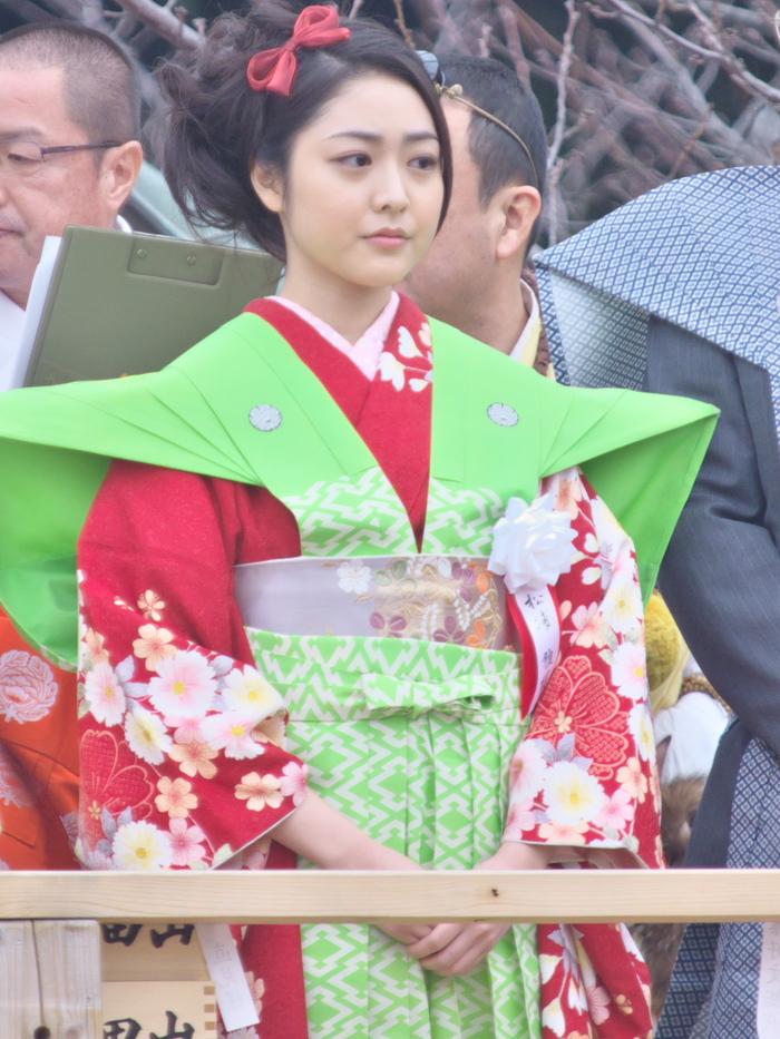成田山節分祭<松浦 雅>_f0021869_2301547.jpg