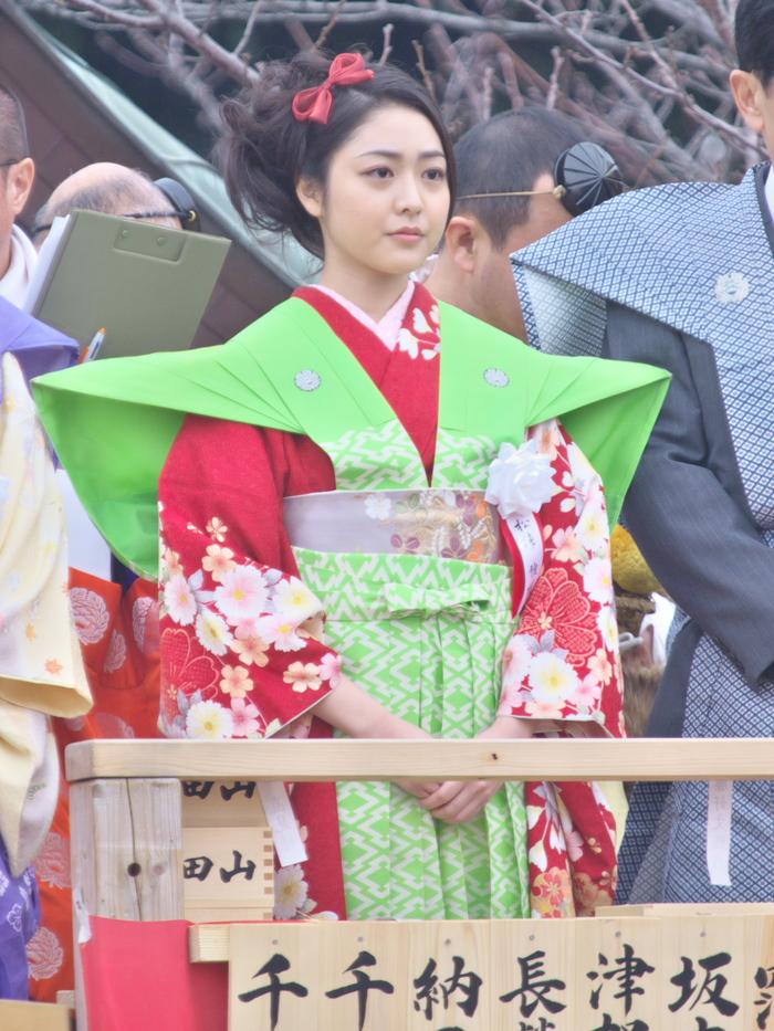 成田山節分祭<松浦 雅>_f0021869_2304659.jpg