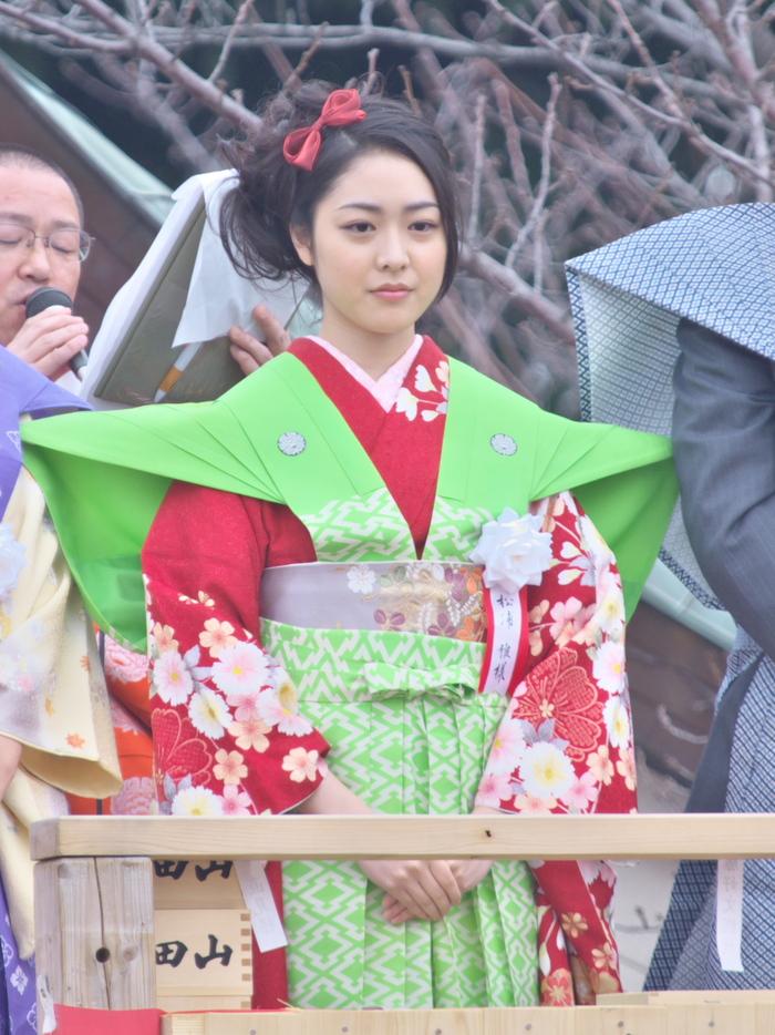 成田山節分祭<松浦 雅>_f0021869_2311930.jpg