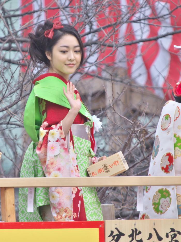 成田山節分祭<松浦 雅>_f0021869_232227.jpg