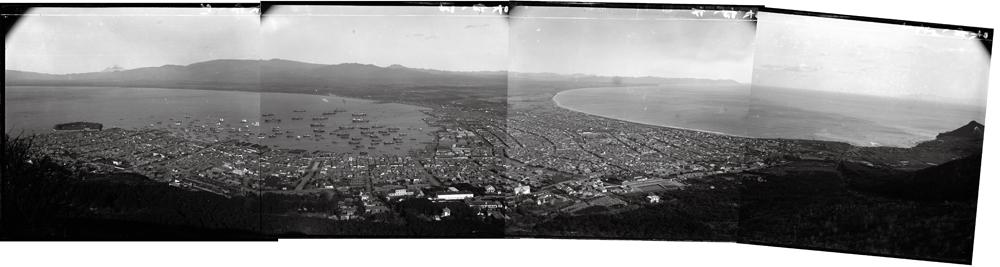 コラムリレー(第9回) 函館港のパノラマ写真-明治25年11月6日写-_f0228071_1323252.jpg