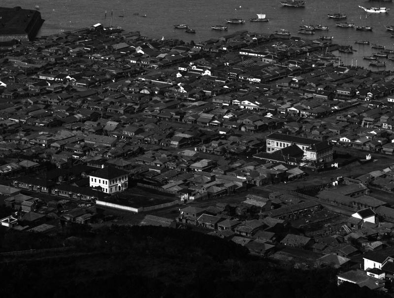 コラムリレー(第9回) 函館港のパノラマ写真-明治25年11月6日写-_f0228071_1427149.jpg
