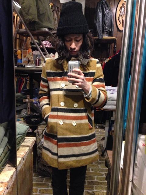 急に寒くなったのでコチラをご紹介!! (T.W.神戸店)_c0078587_22224462.jpg