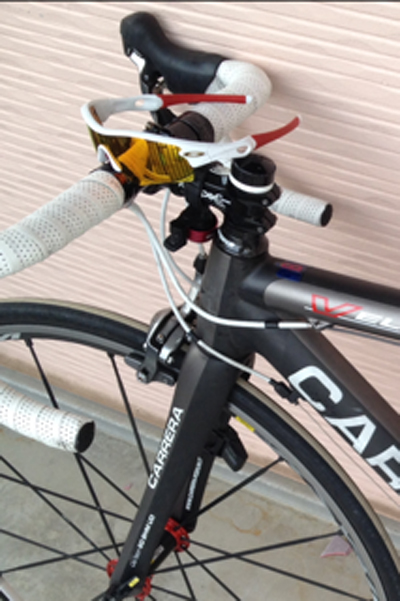 金栄堂サポート:日本体育大学自転車競技部・小島蓉子選手アイウェアインプレッション!_c0003493_11401528.jpg