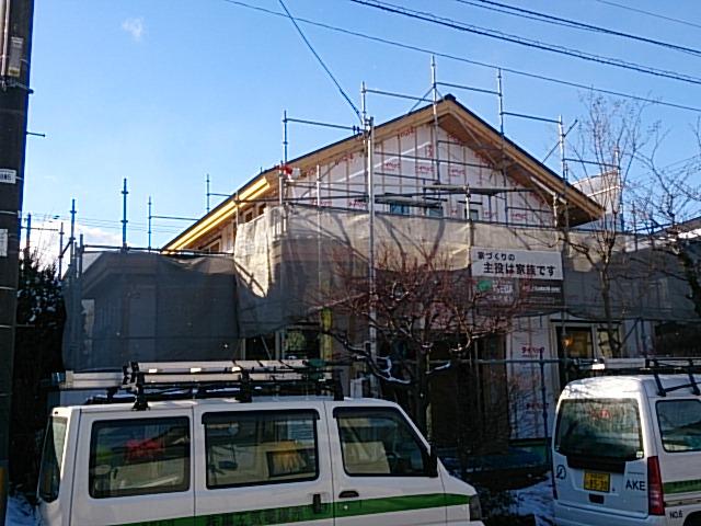 O様邸「外旭川の家」_f0150893_1849524.jpg
