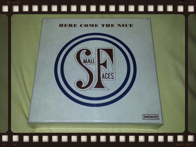 SMALL FACES / HERE COME THE NICE (THE IMMEDIATE YEARS BOX SET 1967-1969)_b0042308_0123028.jpg