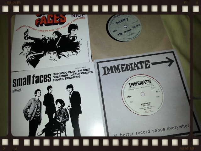SMALL FACES / HERE COME THE NICE (THE IMMEDIATE YEARS BOX SET 1967-1969)_b0042308_013845.jpg