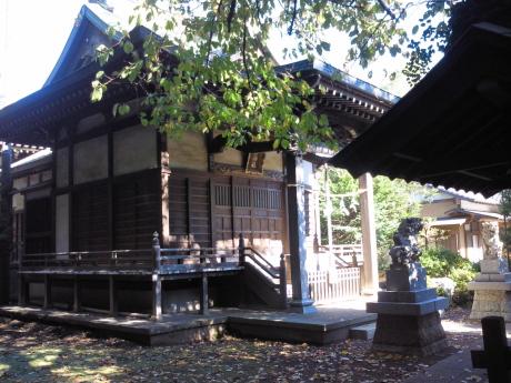 日吉本町〜高田を訪ねて_b0228416_18430202.jpg