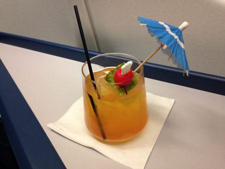 2014年1月 ハワイ女子旅 ① デルタ航空ビジネスクラス_e0271143_1164045.jpg