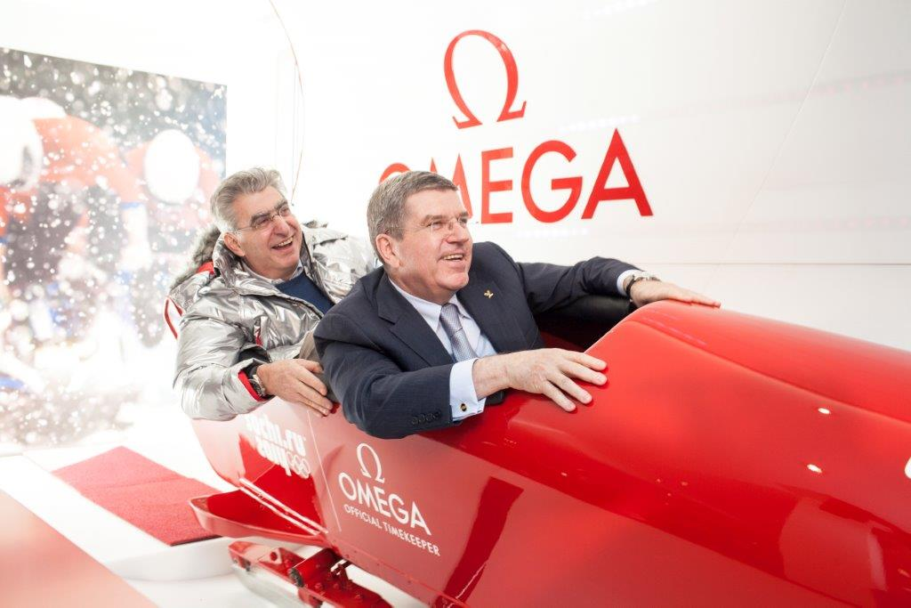 現地最速リポート:ソチのオメガ ・パビリオンがオリンピックパーク内にオープン2_f0039351_10101313.jpg