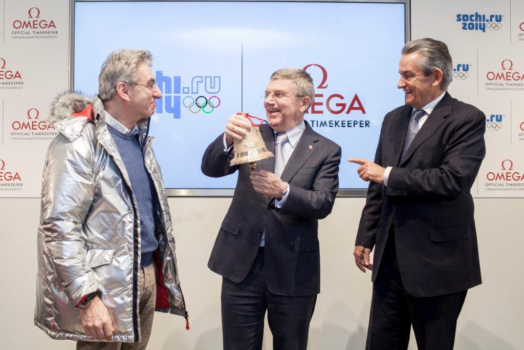 現地最速リポート:ソチのオメガ ・パビリオンがオリンピックパーク内にオープン_f0039351_104773.jpg
