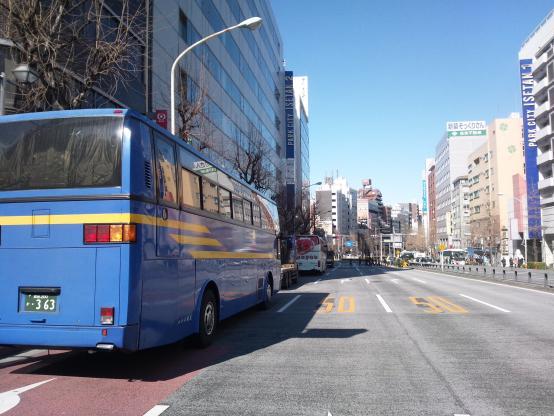 今年の春節は中国客が戻ってきました(ツアーバス路駐台数調査 2014年2月)_b0235153_13204710.jpg