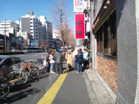 今年の春節は中国客が戻ってきました(ツアーバス路駐台数調査 2014年2月)_b0235153_13205760.jpg