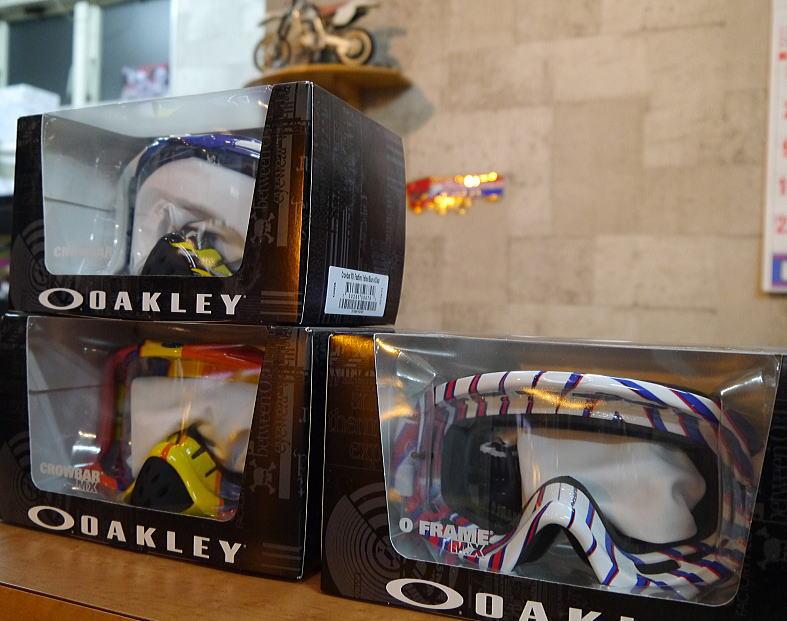 OAKLEY MX & HARLEY_f0178858_211713100.jpg