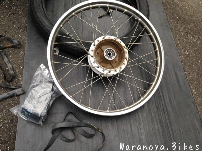 自転車の 自転車のパンク修理代金 : 京都 バイク・自転車出張修理 ...