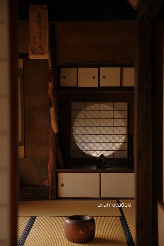 冬の京都・落柿舎_a0157263_06430293.jpg