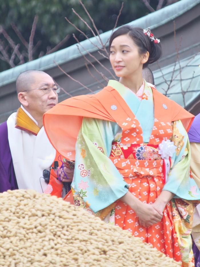 成田山節分祭<杏>_f0021869_22572775.jpg