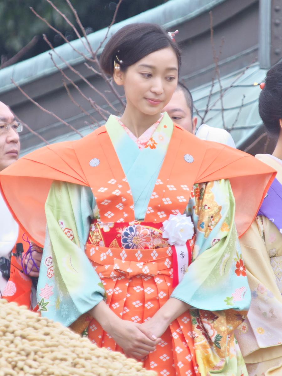 成田山節分祭<杏>_f0021869_22582872.jpg