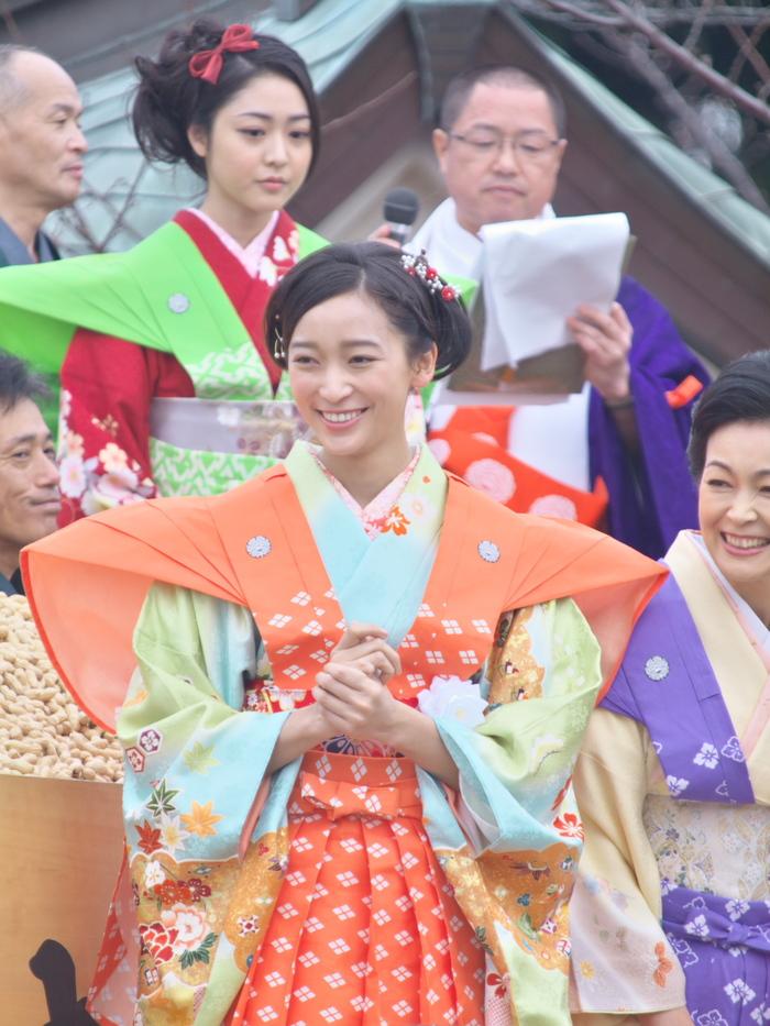 成田山節分祭<杏>_f0021869_2259109.jpg