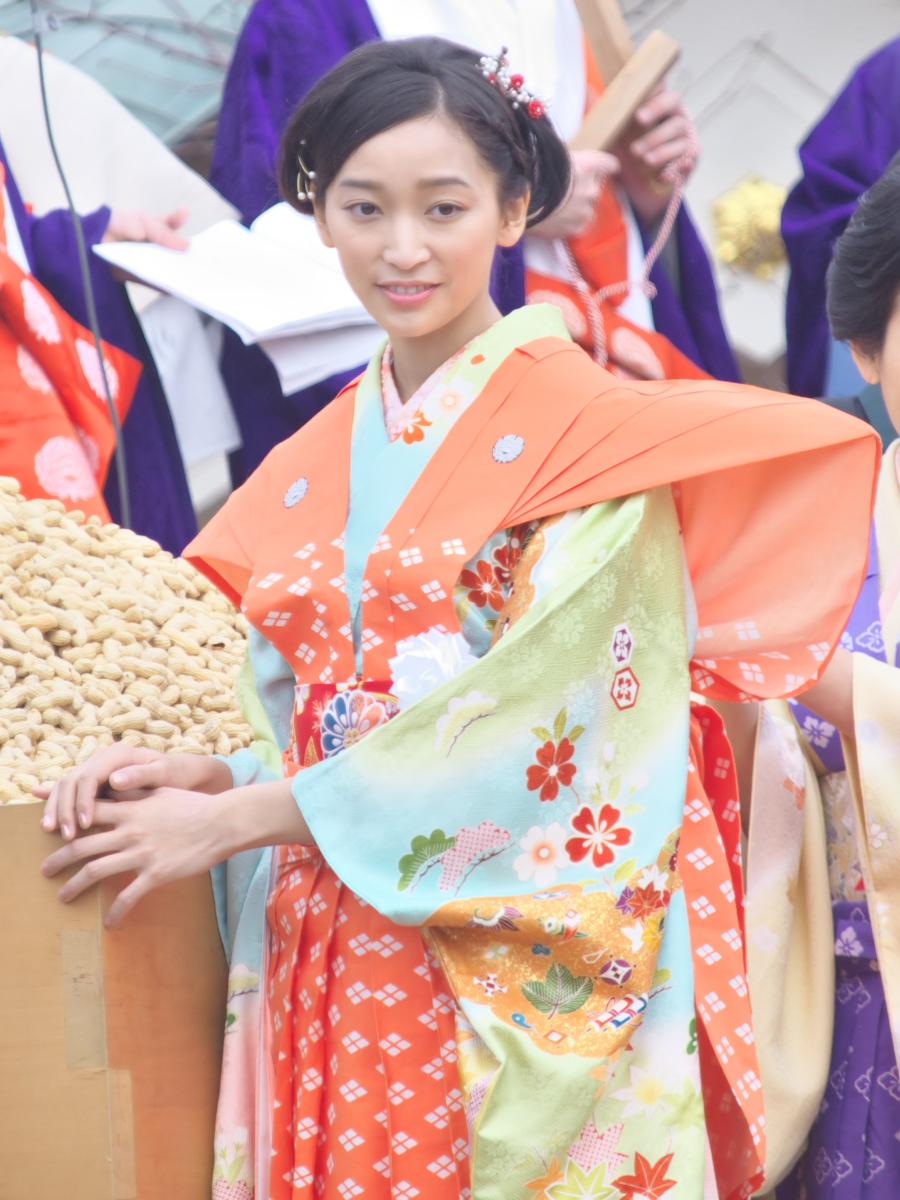 成田山節分祭<杏>_f0021869_22595758.jpg