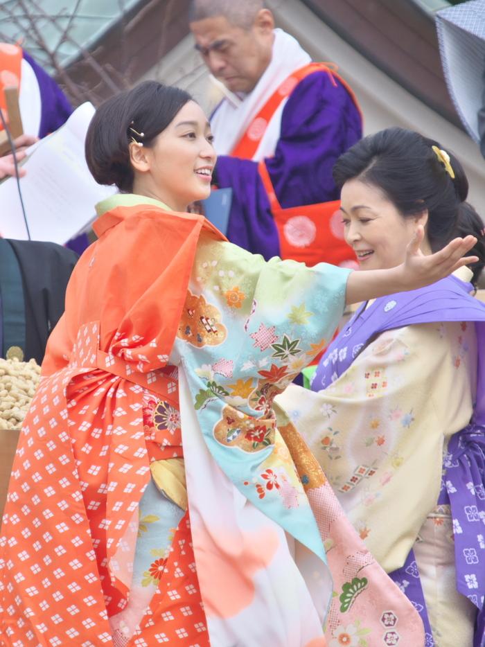 成田山節分祭<杏>_f0021869_2303656.jpg