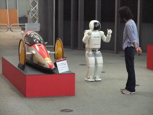 正月は日本科学未来館へ!【日本科学未来館】_e0146912_17554990.jpg