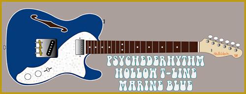 来月下旬に「Marine BlueのHollow T-Line」を発売!_e0053731_1828593.jpg
