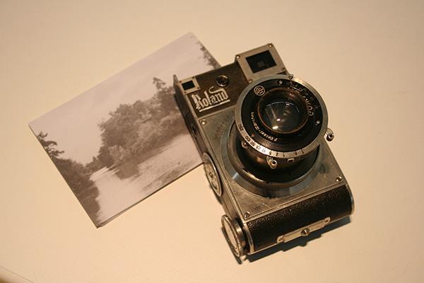 「パリ、ブーローニュの森 Hiro TOBE写真展」が始まりました。_f0171840_1695711.jpg