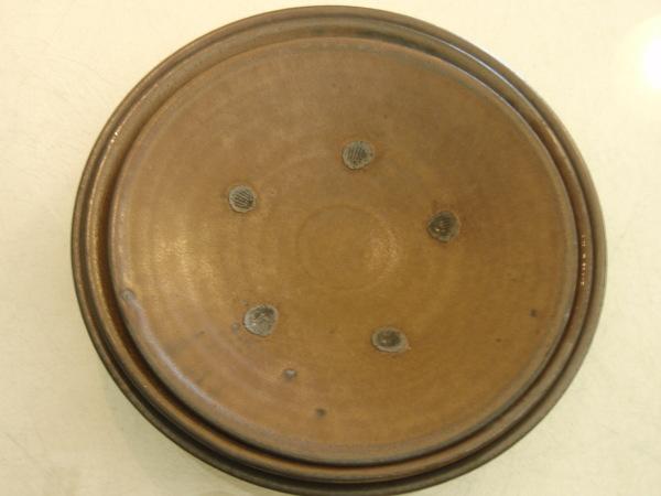茶色 山田隆太郎さんの陶器_b0132442_15081782.jpg