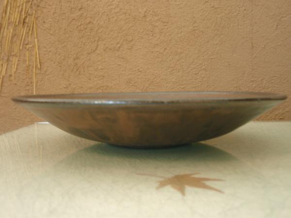 茶色 山田隆太郎さんの陶器_b0132442_15084736.jpg