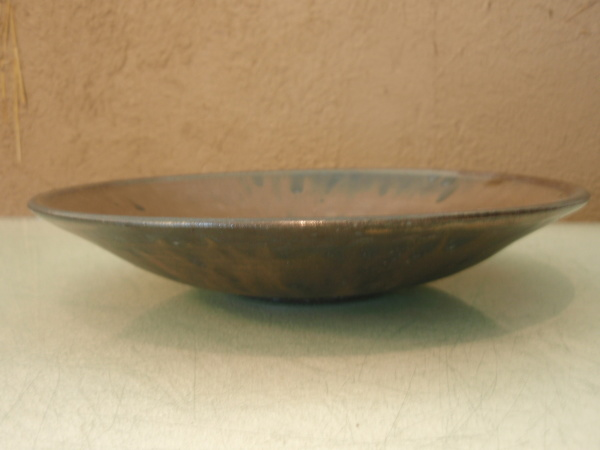 茶色 山田隆太郎さんの陶器_b0132442_15090565.jpg