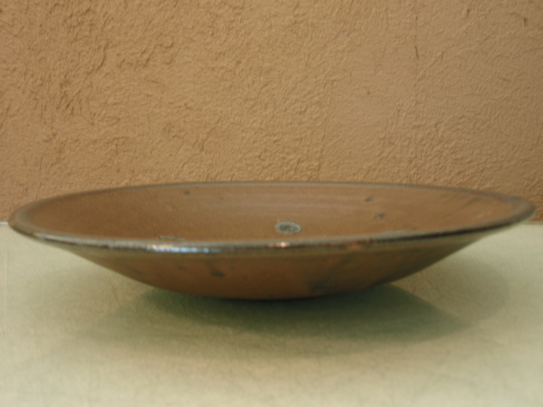 茶色 山田隆太郎さんの陶器_b0132442_15094182.jpg