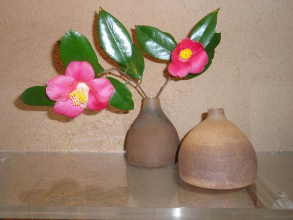 五十嵐智一さんガラスの花器たち_b0132442_15325830.jpg