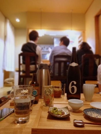中野坂上「ら・すとらあだ」「プチ小西」_b0127948_21383251.jpg