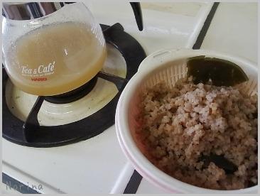 玄米スープを作ってみた_e0326953_105758100.jpg