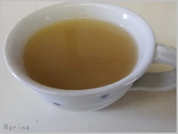 玄米スープを作ってみた_e0326953_10582081.jpg
