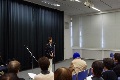 埼玉県蓮田図書館で朗読セラピー_e0088256_15321076.jpg