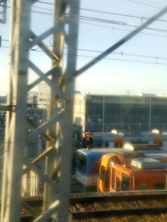 阪神 尼崎車庫 近鉄特急22600系_d0202264_674051.jpg
