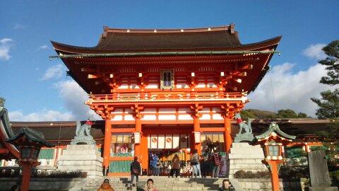 京都出張 伏見稲荷大社_d0230676_17565626.jpg