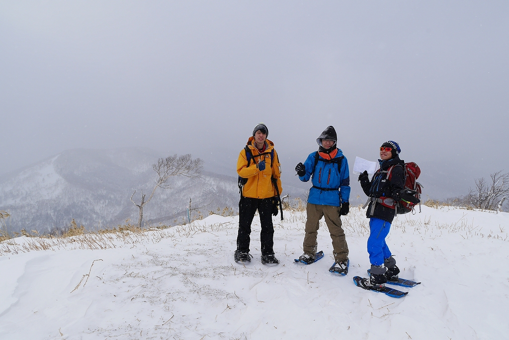 2月6日、イチャンコッペ山と幌平山_f0138096_15444291.jpg