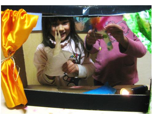 パペット人形・幼・小学生クラス_f0211514_2155442.jpg