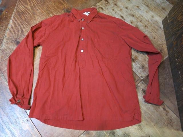 2月8日(土)入荷!60'S プルオーバー B.Dシャツ!_c0144020_15052442.jpg