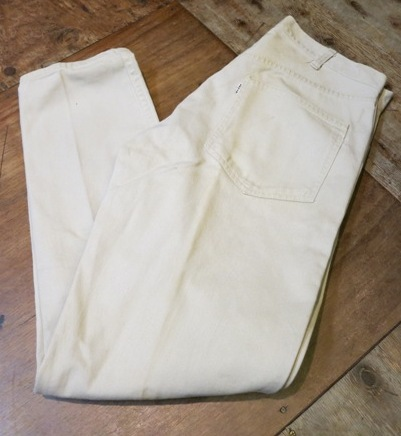60'S 518 LEVI'S BIG E TWILL PANTS_c0144020_15194294.jpg