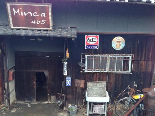 Minca465 オープン!_a0164918_21131127.jpg