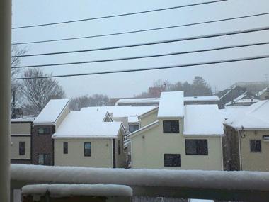 うちのベランダの積雪観察?_a0275527_18401131.jpg