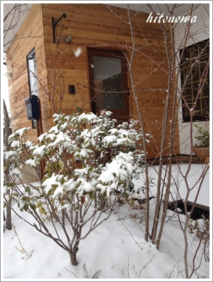 hitonowa 店内 2月雪バージョン*_f0256728_1415310.jpg