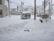 安曇野も大雪_c0094442_11492761.jpg