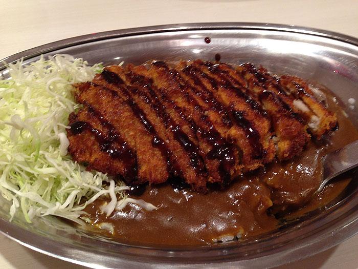 カレーのチャンピオン 神戸西店 @ 西区 旧神沿い _e0024756_04522868.jpg